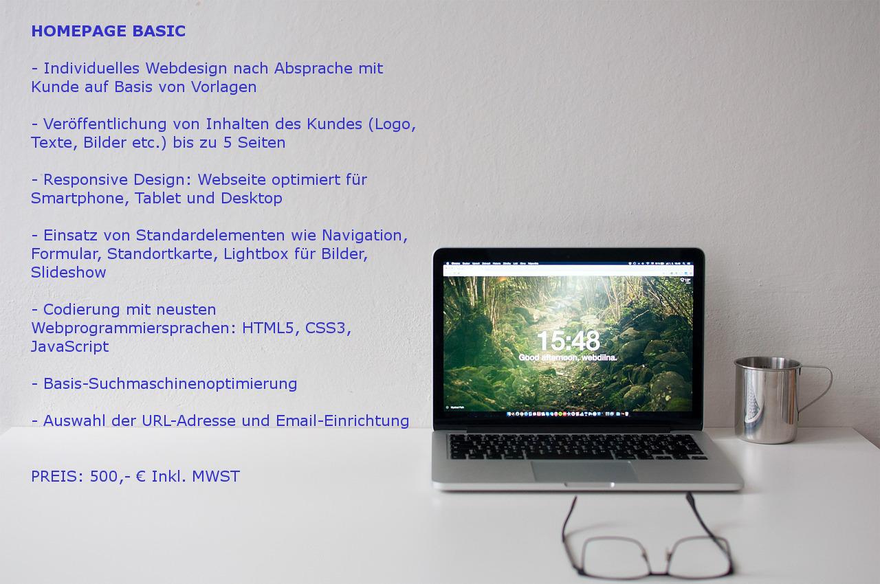 BER IT Webdesign